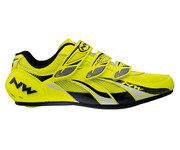 Northwave Fighter Men yellow fluo-black